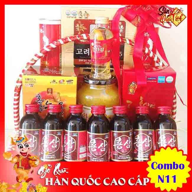 Nơi bán giỏ quà tết sang trọng ở Sài Gòn - Shop quà tết cao cấp 228B Bạch Đằng