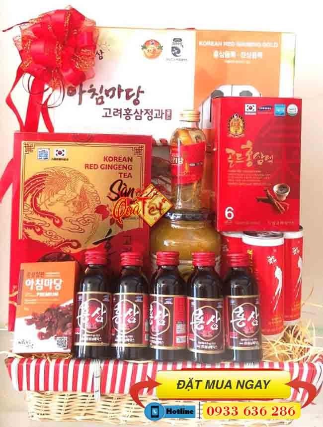 Địa chỉ bán quà tết cho doanh nghiệp ở Sài Gòn - Shop quà tết cao cấp Bình Thạnh